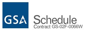 gsa schedule contract gs-02f-0066w
